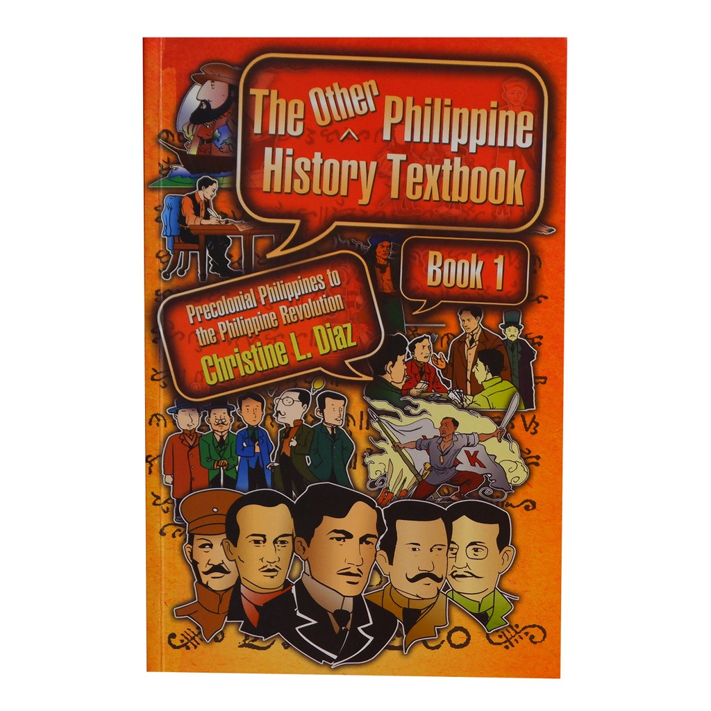 THE OTHER PHILIPPINE HISTORY BOOK 1