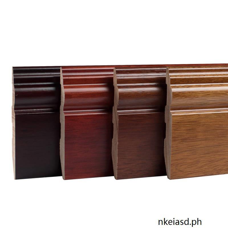 ღfloor Closing Stripsღready Stockpvc Vinyl Floor Skirting Nordic Solid Wood Baseboard Pure Solid Wood Baseboard White Baseboard Corner Line Corner Line Corner Line Wooden Floor Skirting Board Shopee Philippines