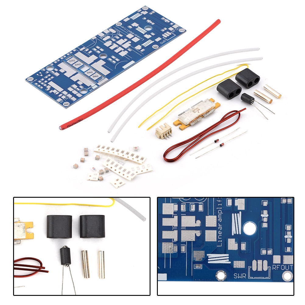 NEW 80-180MHZ 170w FM VHF high frequency amplifier kit parts