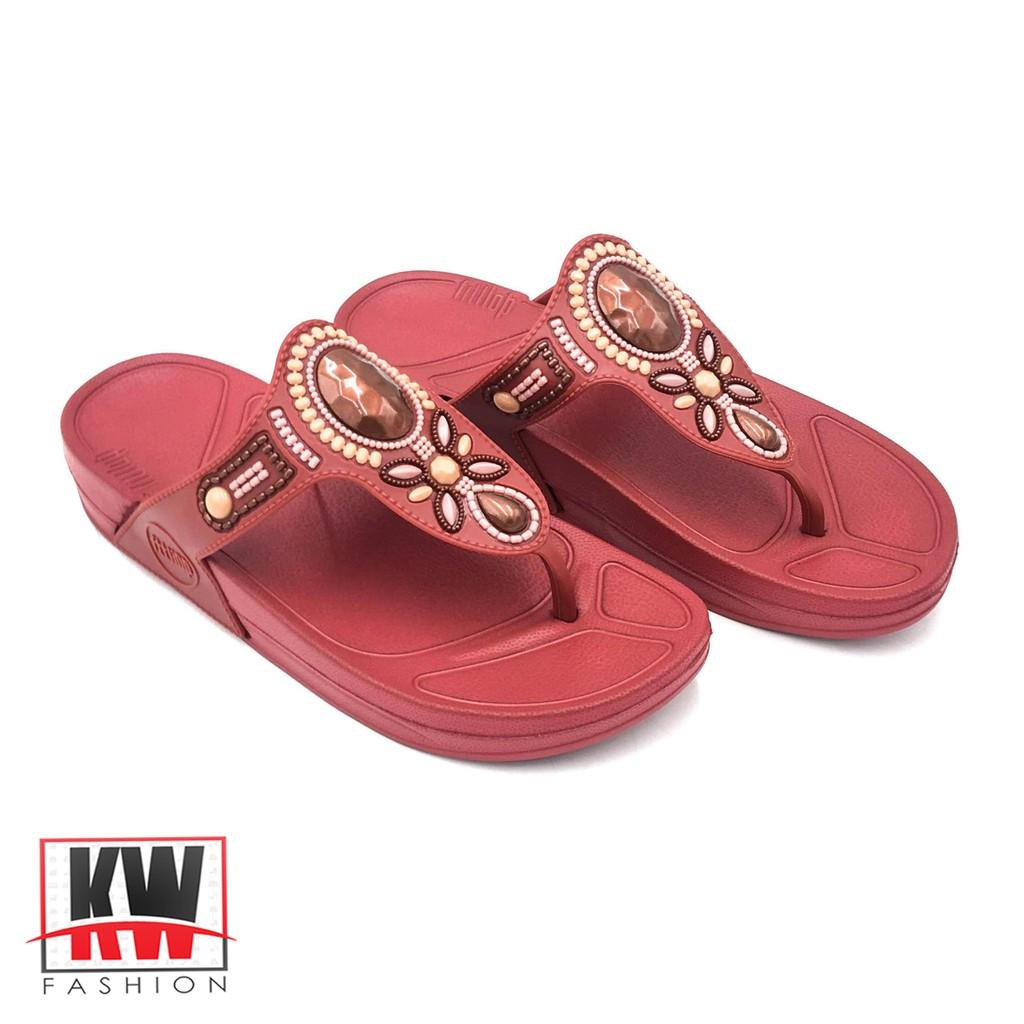 76e47eacc83fb KW Ladies Slipper 35-40#7069-5 B07
