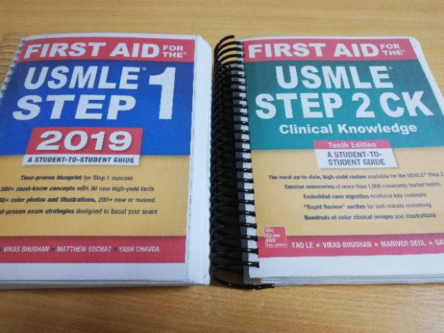 FIRST AID USMLE 2019 | Shopee Philippines