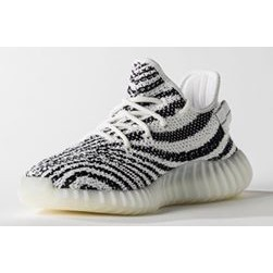 free shipping d72b5 05a87 Adidas Yeezy Boost 350 V2 Zebra Womens (OEM) Glorious Quality