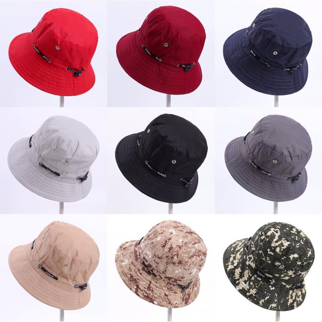 d11461cce Casual cap Bucket hat unisex summer hat