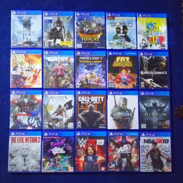 P1's Cheap PS4 Games (61st release)