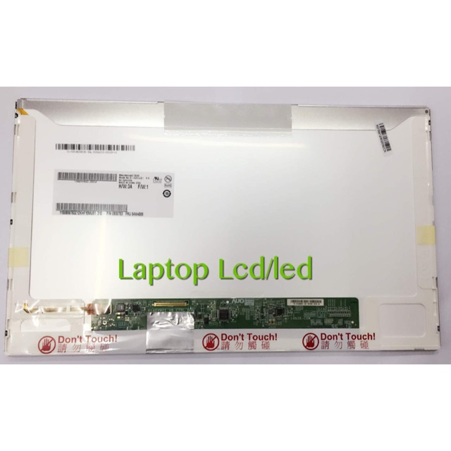 Laptop LCD/LED screen with all brands for acer hp asus deLL