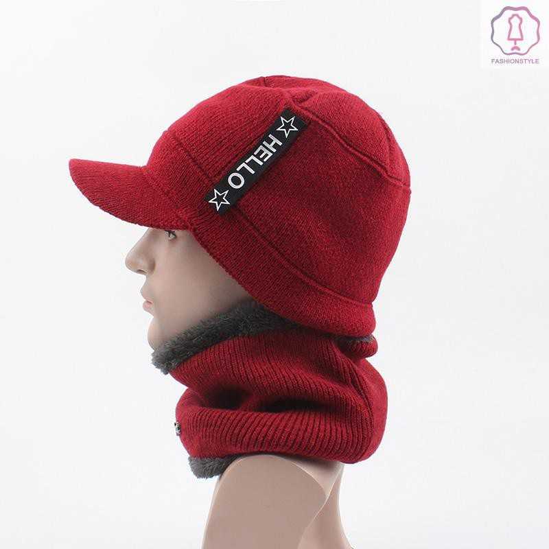UNISEX HAT MENS WOMANS KNIT KNITTED BEANIE RETRO COOL WASTED YOUTH BLUE