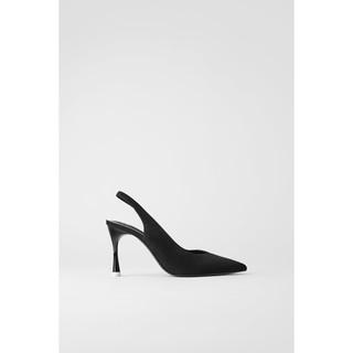 Zara Medium Heel Pumps with Bow Size 38,39,40