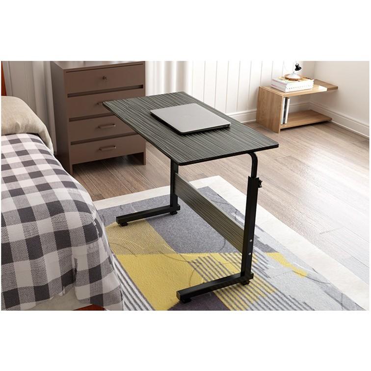 Coffee Table Desk.Adjustable Bedside Table