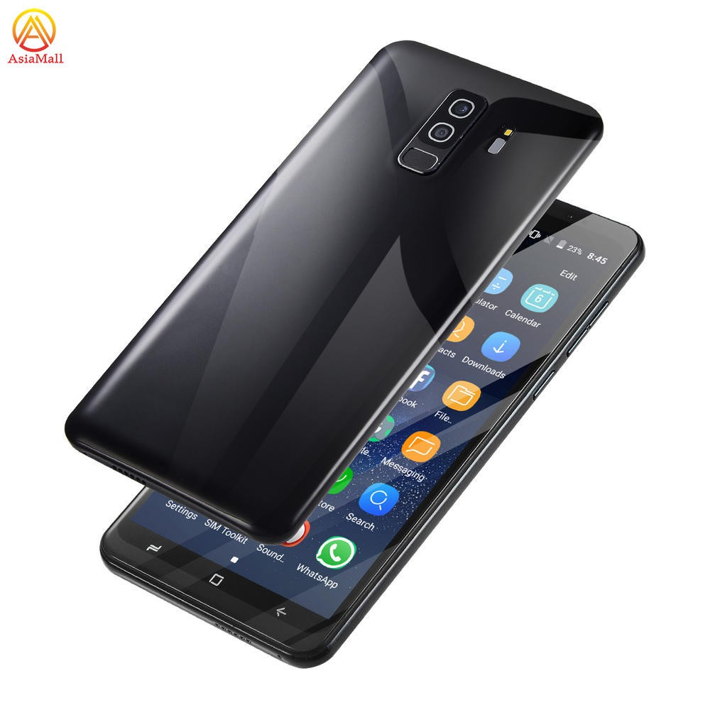『HSD』Multi-language Android Smart 5 72 Inch S9+ 4G+32G Network 3G Cellphone