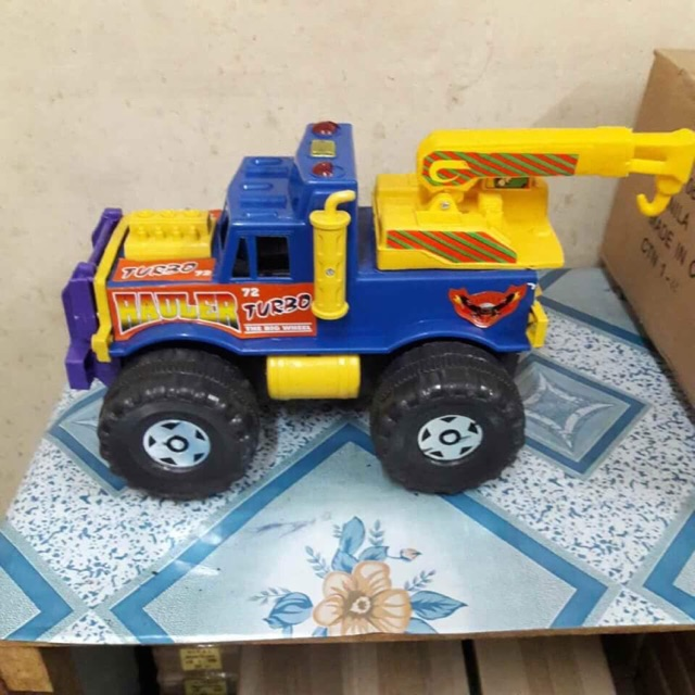 Toy Truck Big Large Trucks for Kids Children Durable