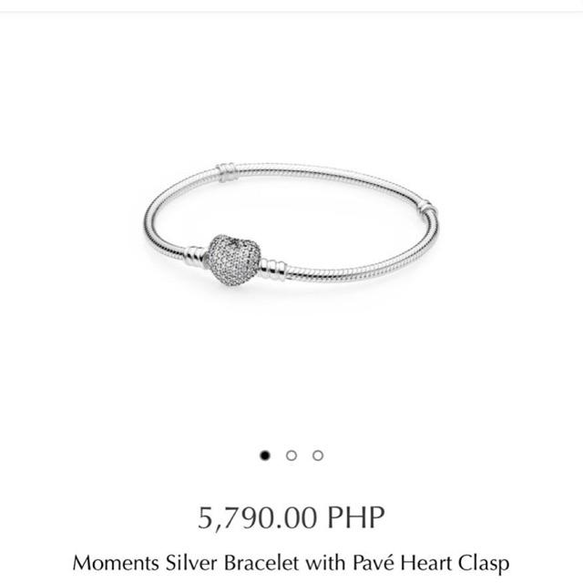 Cod Pandora Bracelet For Kids Shopee Philippines