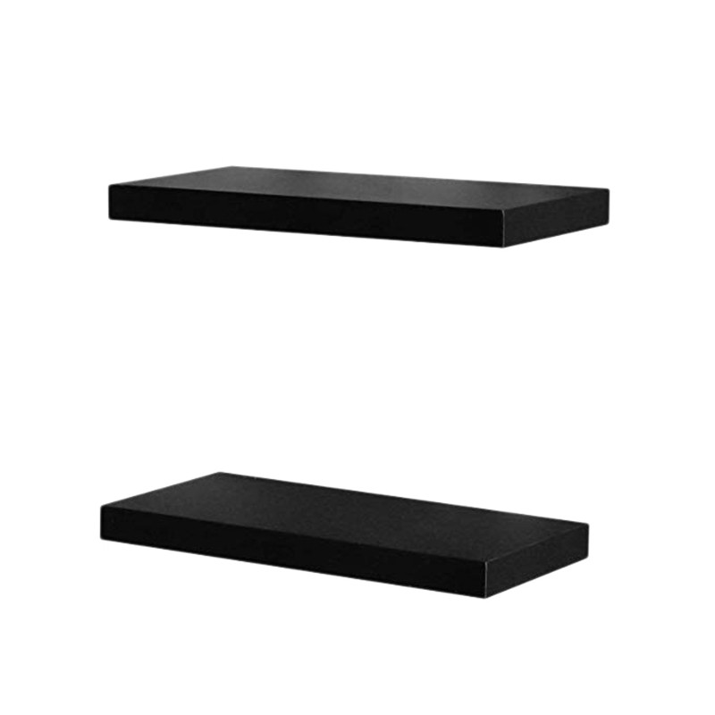 Set Of 2 Floating Shelves Wall Mounted Shelf For Home Decor Shopee Philippines