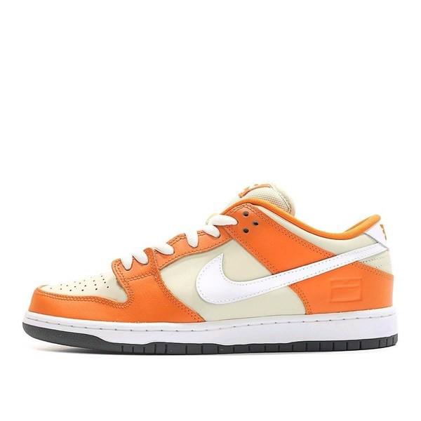 nike sb dunks orange box