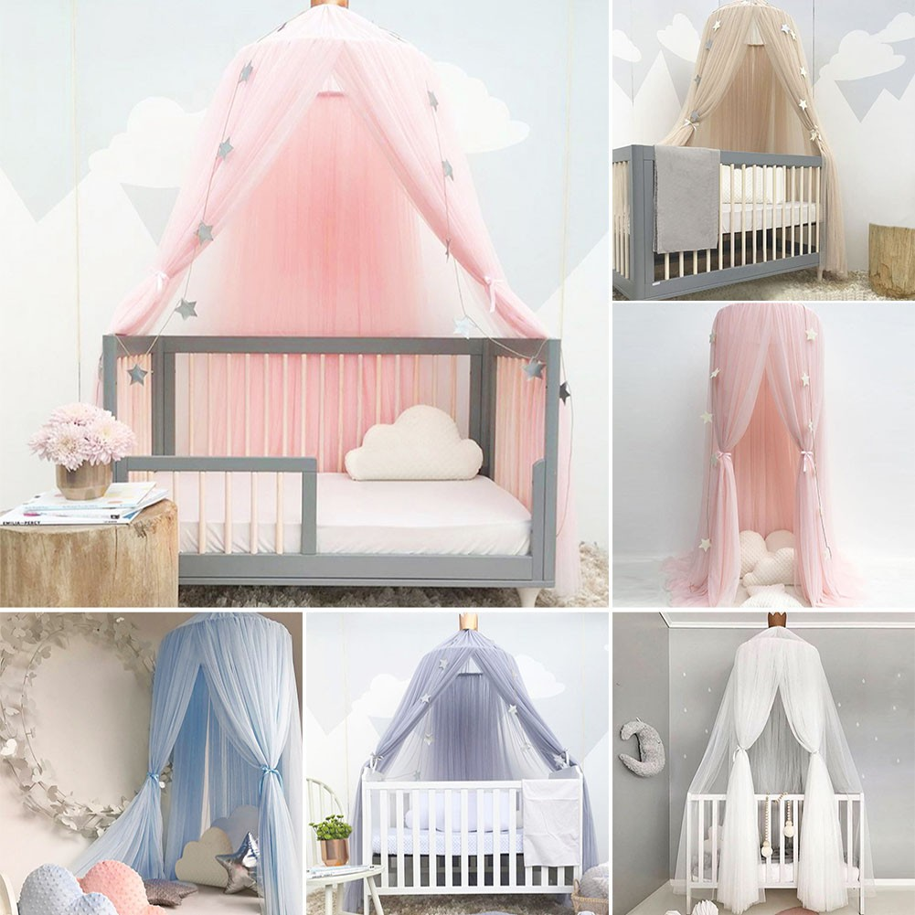 Dome Fantasy Champion Netting Curtains Play Tent Bed Canopy Mosquito Net