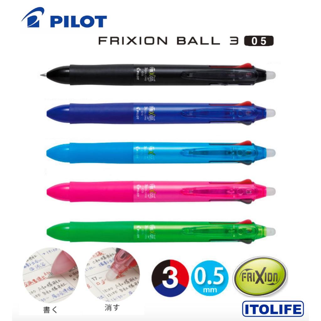 Sanrio Hello Kitty 0.7mm 6-Color Ballpoint Pen with Pocket Clip 1pc