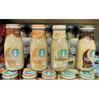 Starbucks Frappuccino Ready To Drink Bottled Coffee