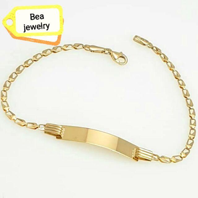 Bracelet 18k Saudi Gold Able Spl