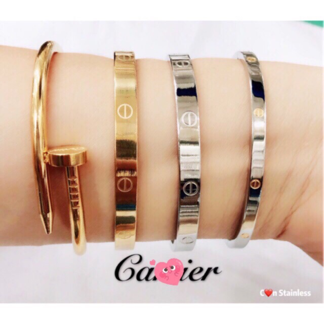 e0a18388d7611 Stainless Bangle High Quality Accessories Fashion Jewelry
