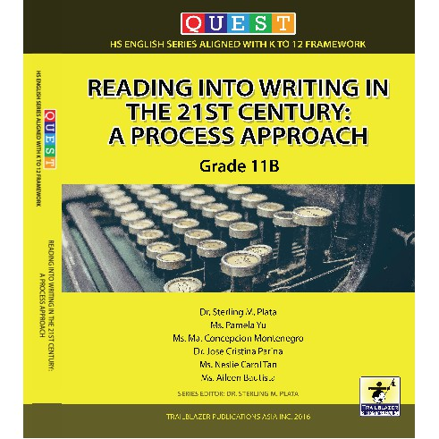 Reading into Writing in the 21st Century: A Process Approach