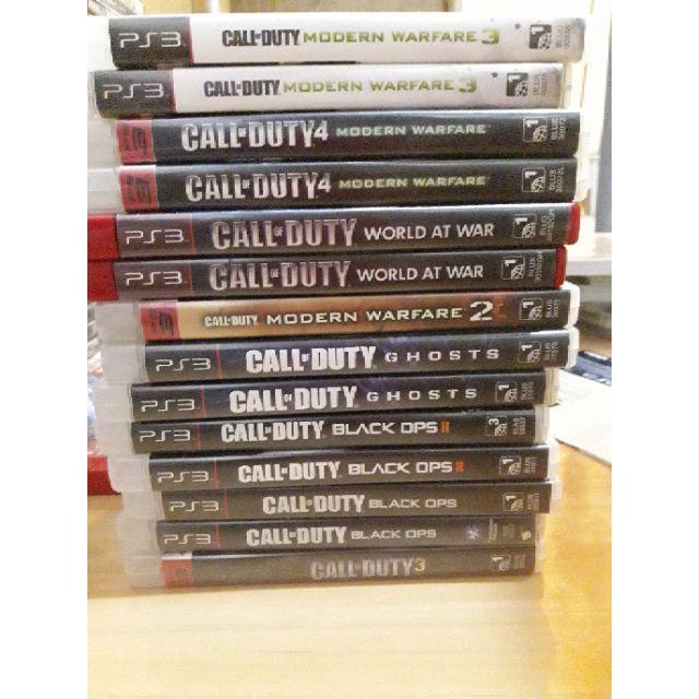 PS3 CDS ORIGINAL CALL OF DUTY