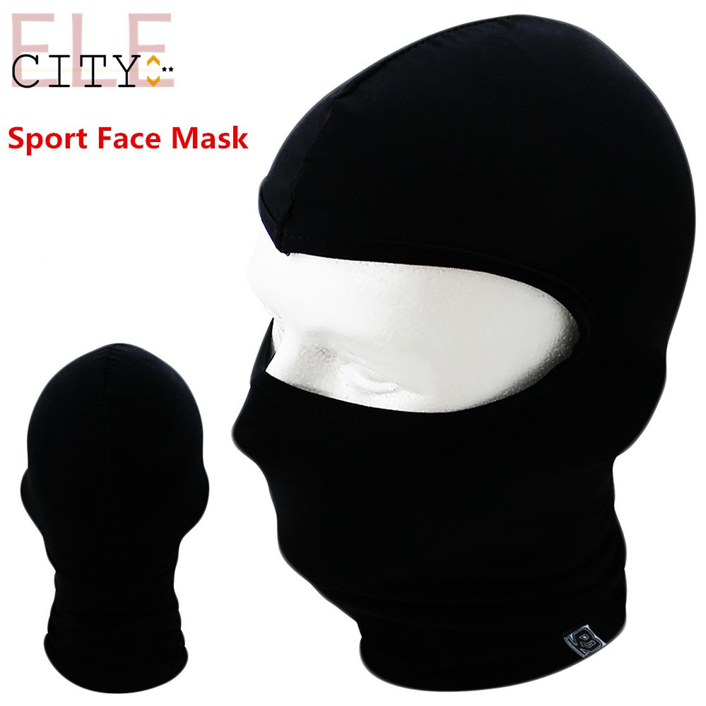 40d66d5e9f64b Ghost Skull Full Face Mask Outdoor Cycling Skiing Training