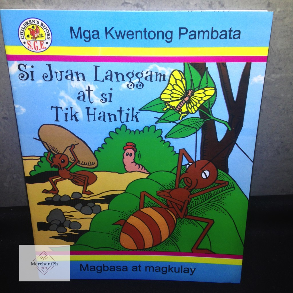 Children's Tagalog Books : Kwentong Pambata Collection 1