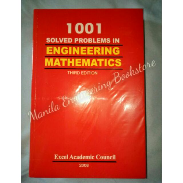engineering mathematics solved problems