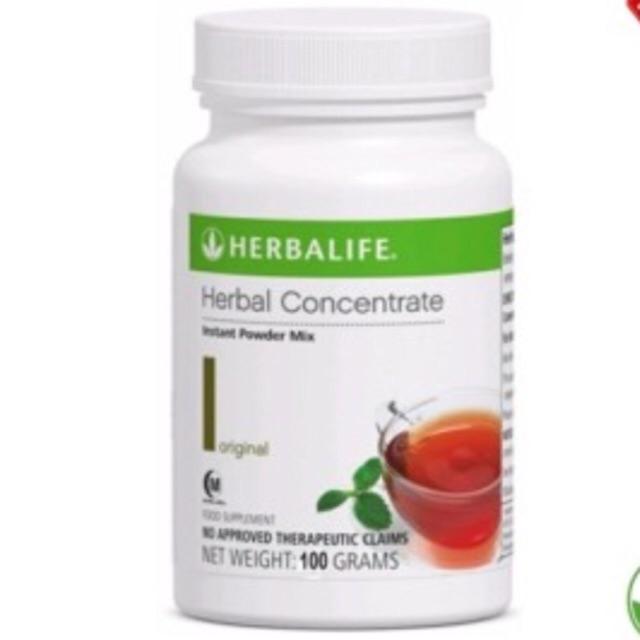 Original Herbalife Herbal Concentrate Tea 100grams