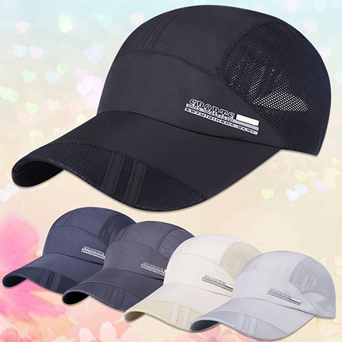 Fashion hat Women Fashion Pleated Peaked Cap Hat Casual Outdoor Sports  Travel Sunhat  baf9f03861