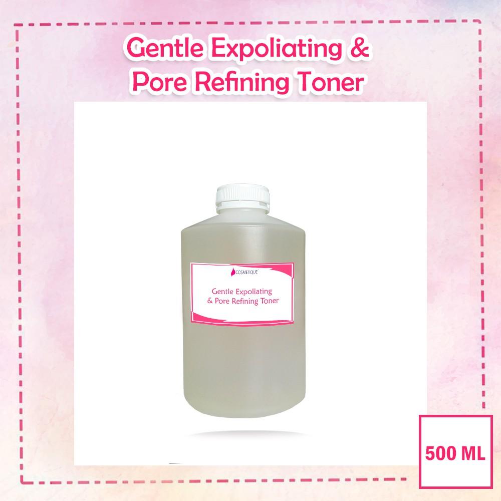 Gentle Expoliating Pore Minimizer Toner 500ml Shopee Philippines