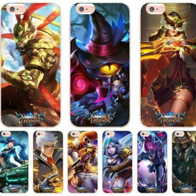 check out 61841 40ffe MOBILE LEGENDS CUSTOMIZED CASE UV PRINT