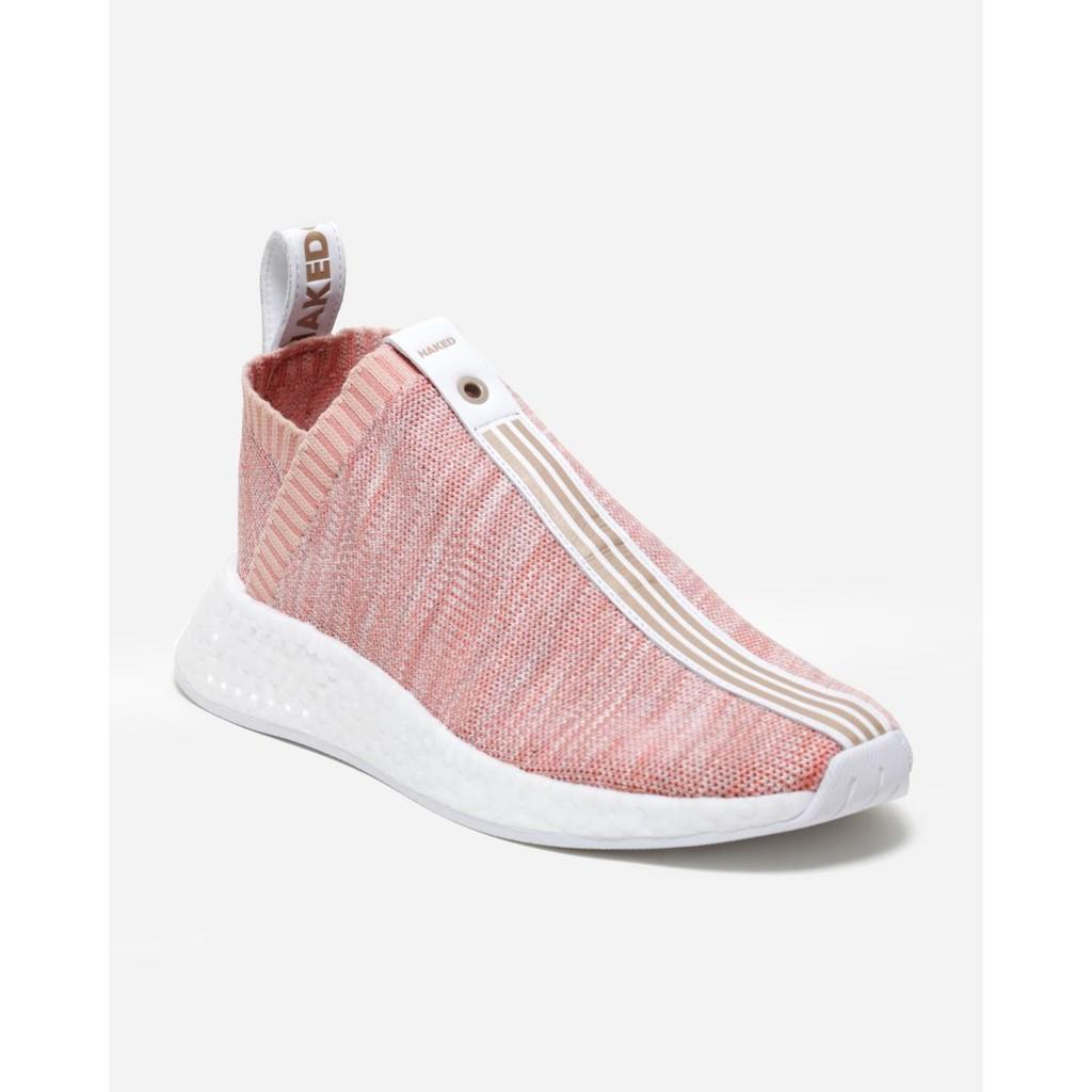 6b7e13ab72044 Adidas NMD Kith x Naked CS2 City Sock  Pink
