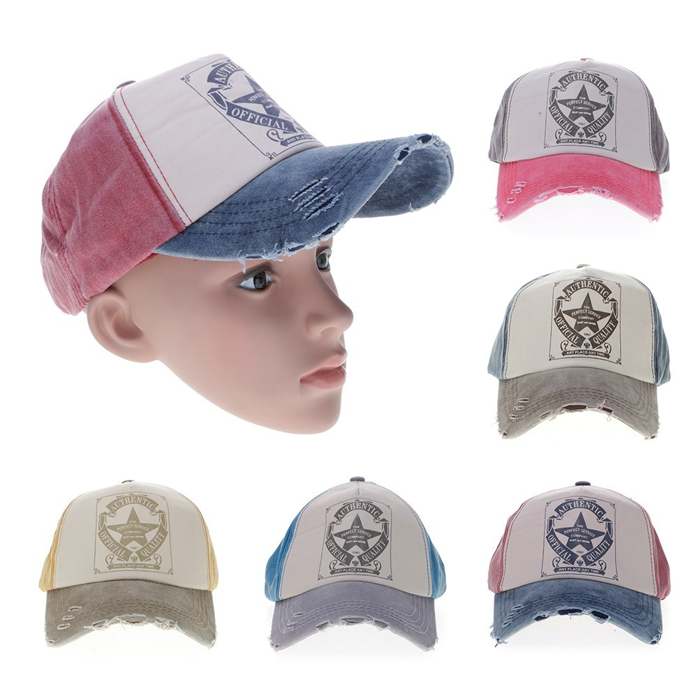 Quality Baby 1pc Snapback Embroidery Cartoon Sun Block; Foldable Straw Hats Korean Children Sunshade Unisex Visor Cap Outdoor Superior In
