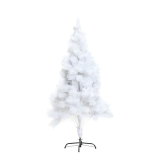 3ft White Christmas Tree.Christmas Tree White Pvc 3ft 90cm
