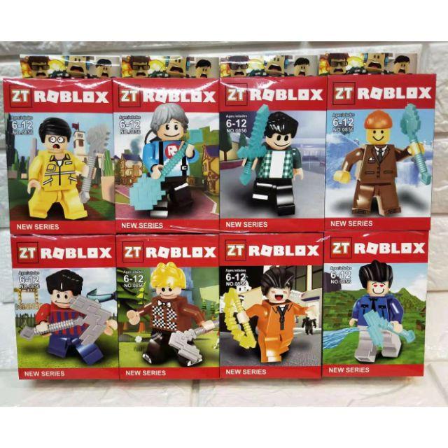 Roblox Characters Lego 8n1
