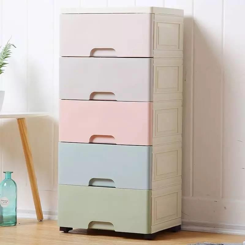 Large Thickened Drawer Storage Cabinet