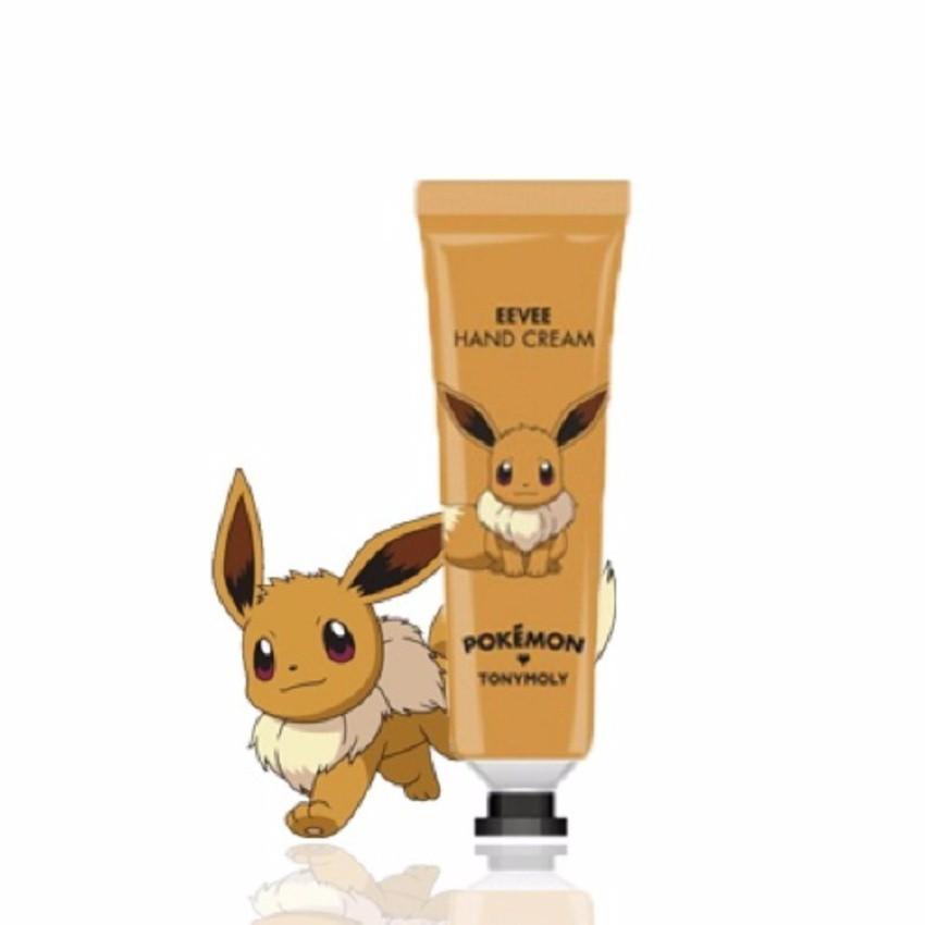 TONY MOLY Pokemon Hand Cream EEVEE From Korea