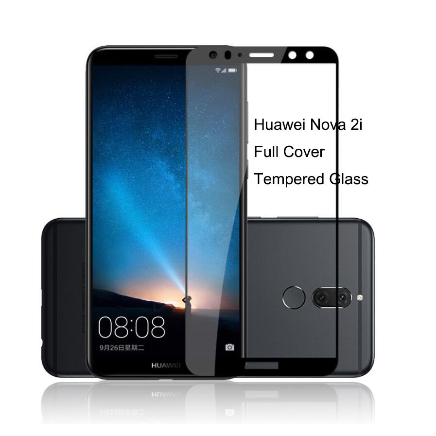 For Huawei Nova 2i Full Coverage Screen Protector Film