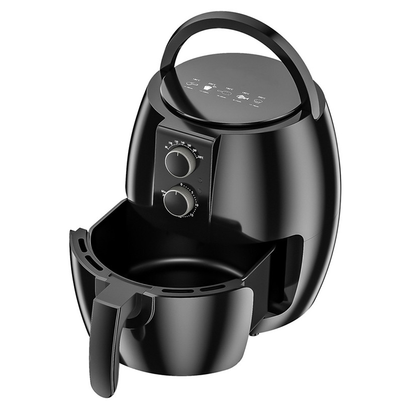Home Zania Multi-function Oil Free Air Fryer 4.5 Liter High Capacity AS513