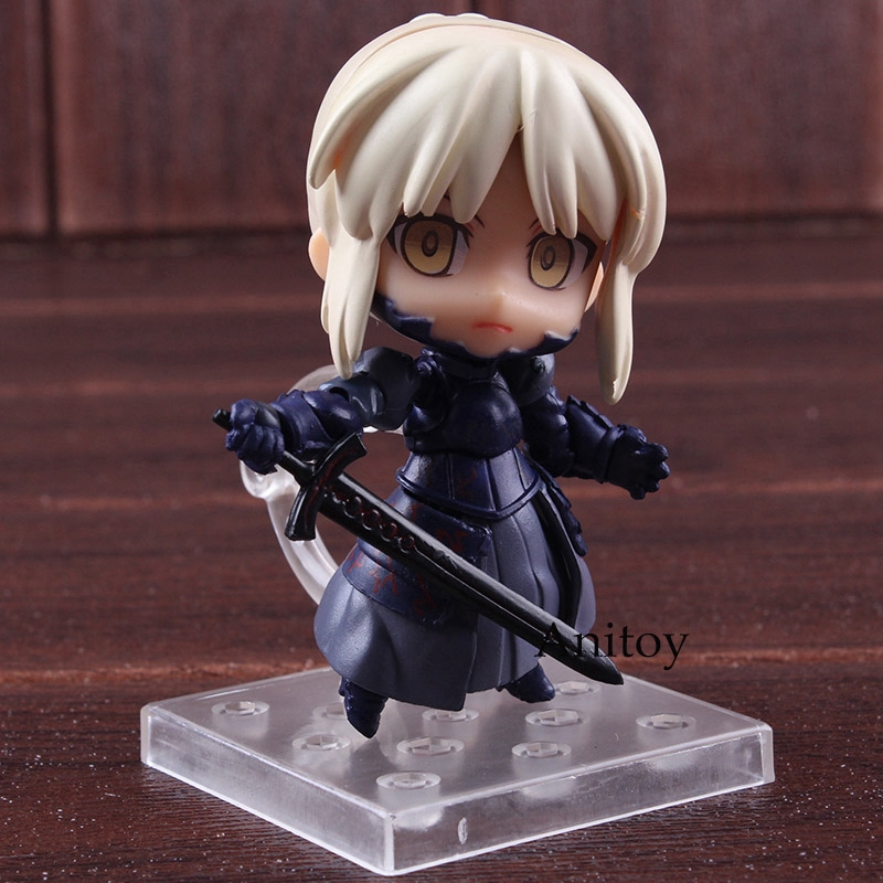 Nendoroid 121 Fate//stay Night Saber Super Movable Edition Figure IN BOX GIFT