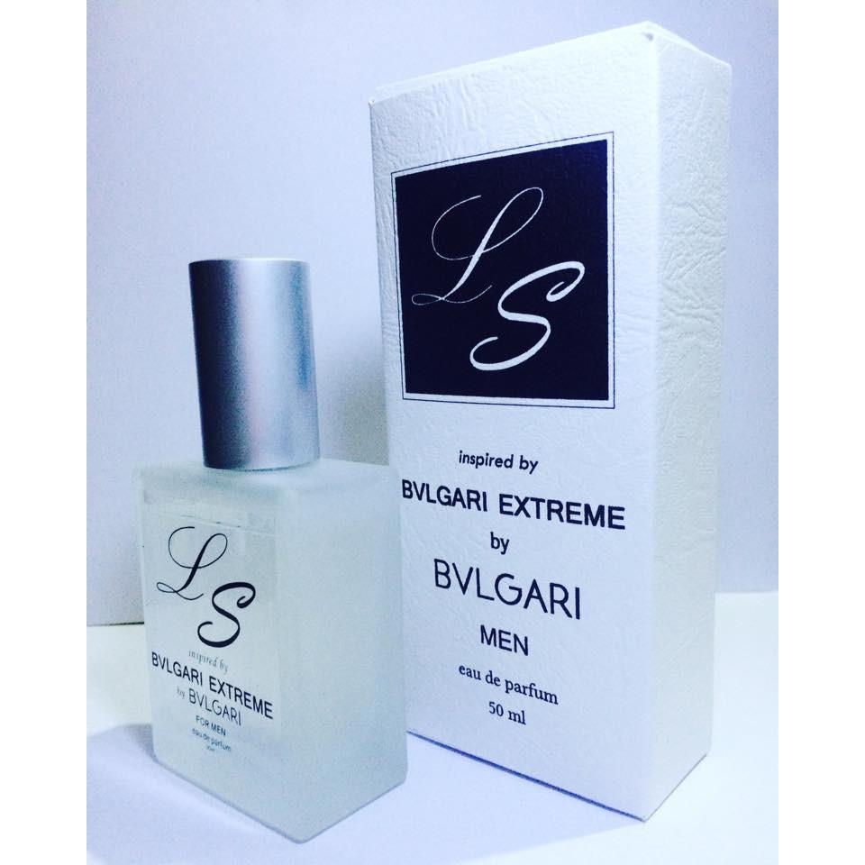 Ls Perfume Inspired By Bvlgari Extreme By Bvlgari Shopee Philippines
