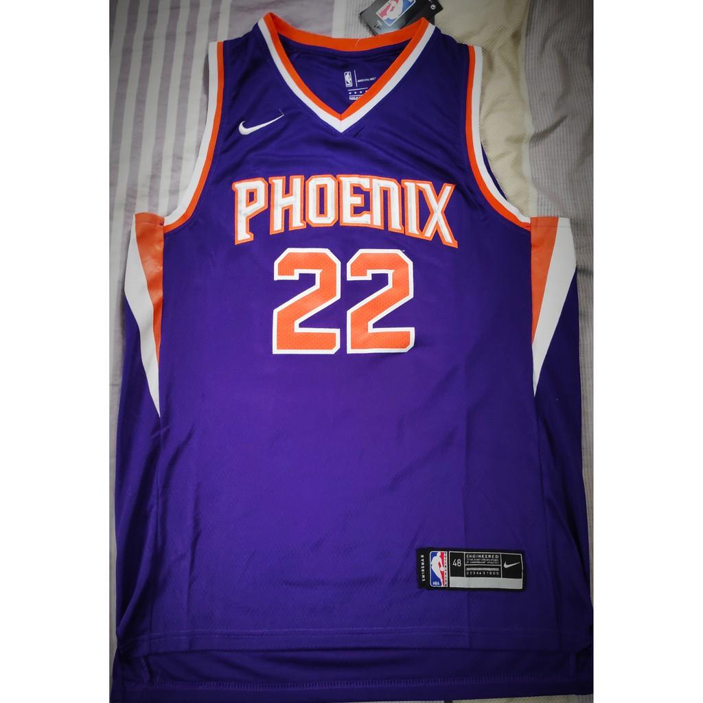 reputable site 37fa4 a9533 DeAndre Ayton Phoenix Suns #22 Purple Jersey