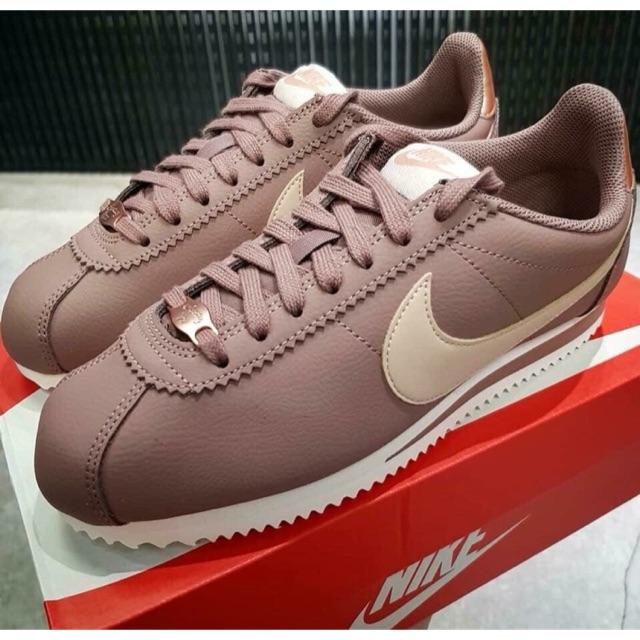 grande vente e04f4 51707 Nike Womens Classic Cortez smokey Mauve