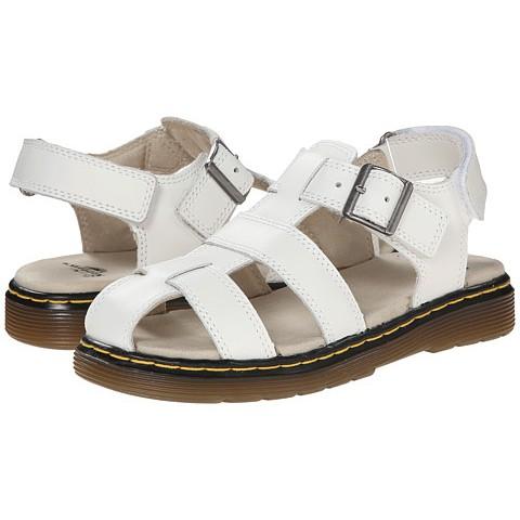 Martens Kids Buckle Fisherman Sandals UK Size 3,4 //US Size Kid 4,5 //Women 6 Dr