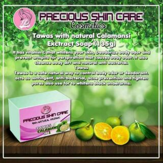 PRECIOUS SKIN CARE TAWAS-MANSI SOAP | Shopee Philippines