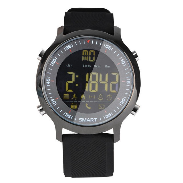 DT G6 Sweatproof Sports Smartwatch with Rubber Strap | Shopee Philippines