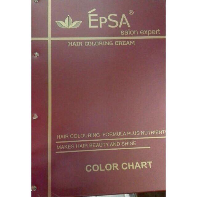 EPSA hair color set