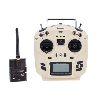 FrSky ACCST Taranis QX7 2 4GHz 16CH (Mode 2) WHITE | Shopee
