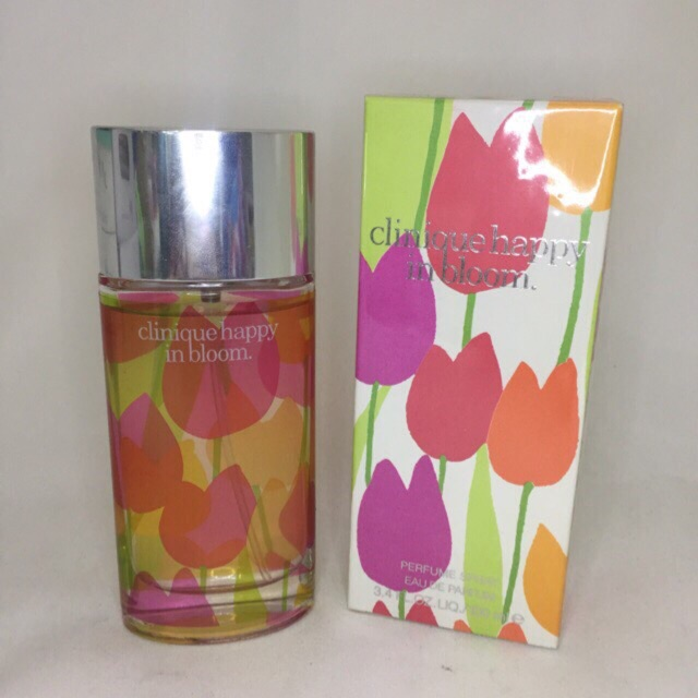 bb02ec81e Clinique Happy in Bloom petals Eau de Parfum for Women | Shopee Philippines