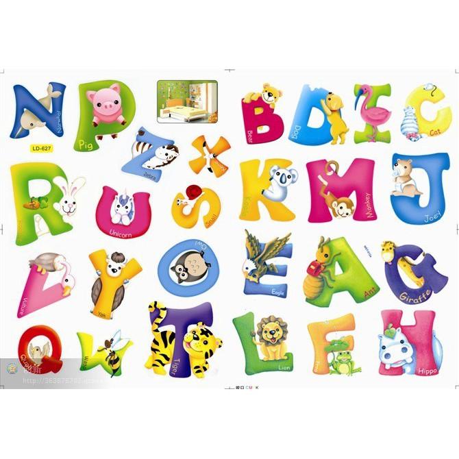 Wall Stickers Decals Nursery Kids